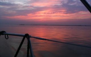 Segeln bei Nacht IJsselmeer