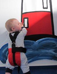 Gabriel auf der Segelyacht
