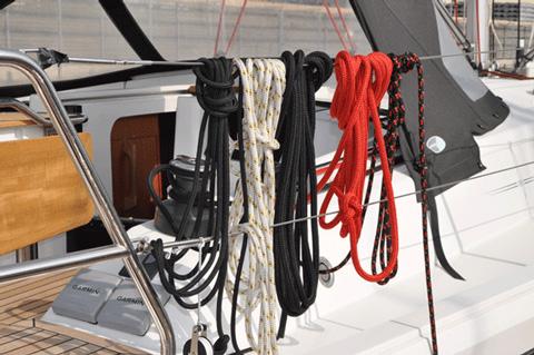 Seemannschaft auf Segelyacht