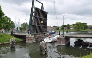 Hebebrücke in Medemblik
