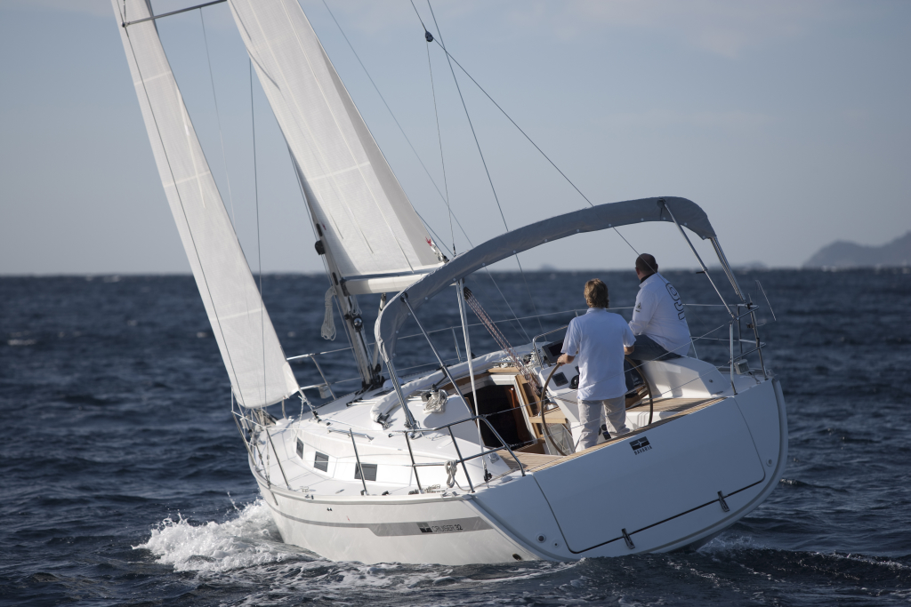 Heck Bavaria Cruiser 32