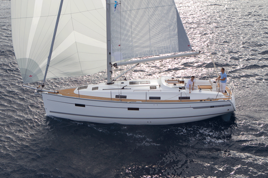 Bavaria 36 Yachtcharter ab Lemmer