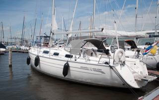 Bavaria 39 Yachthafen Lemmer