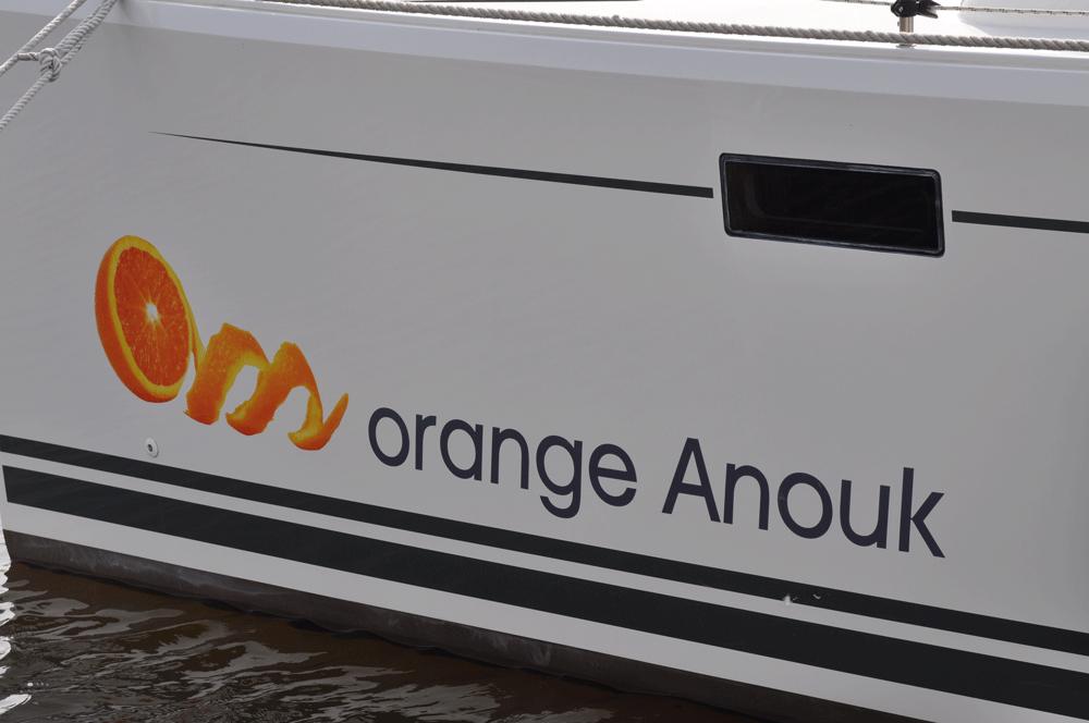 Orange Anouk hanse 385