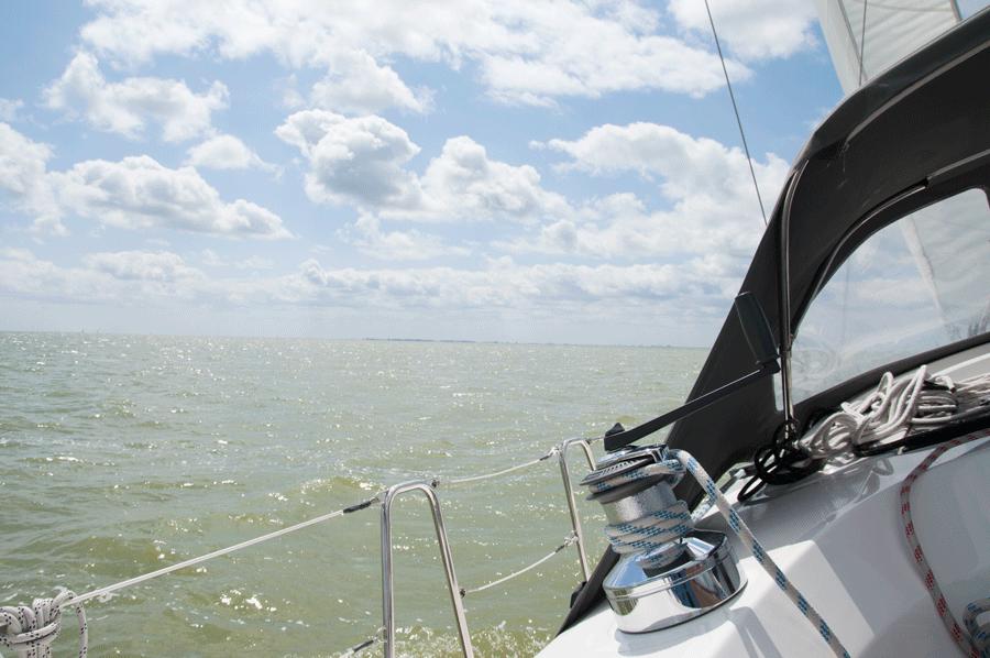 Schnuppersegeln IJsselmeer Lemmer
