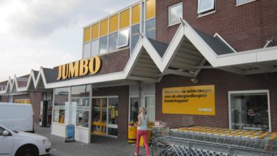Verschiedene Supermärkte in Lemmer