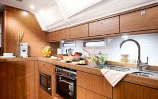 Bavaria Cruiser 46 Pantry
