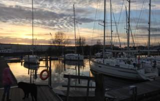 yachthafen 45gradnord