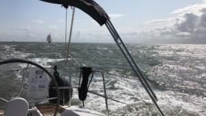 Segeln Nordsee